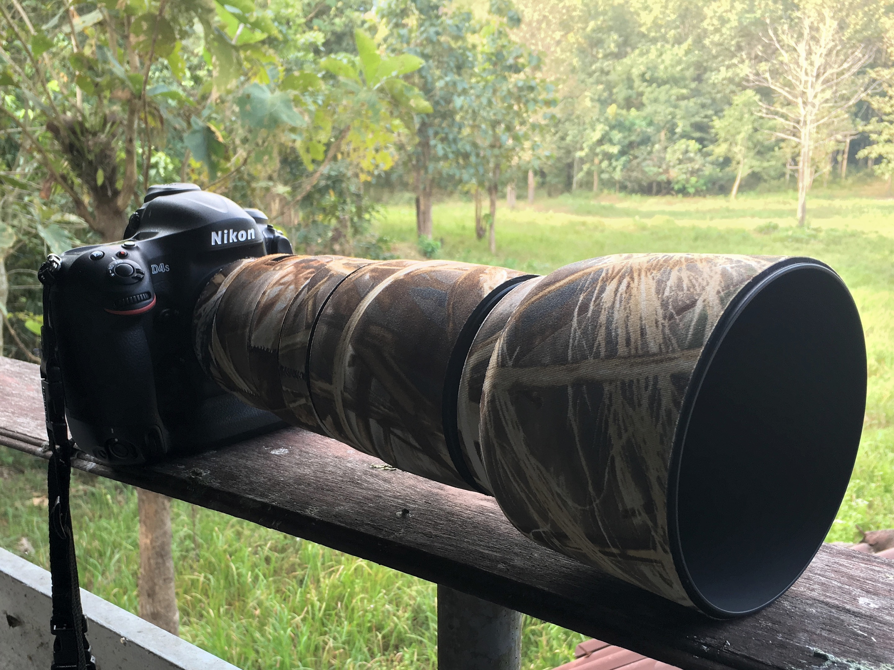 Nikon 200-500mm