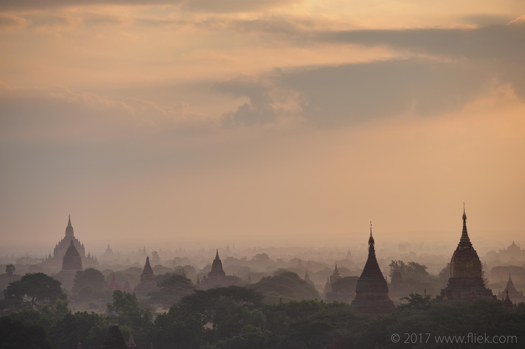 Magical mysterious Myanmar...